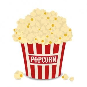 Popcorn Tub Logo